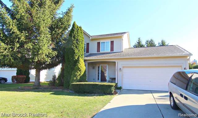 1504 Pond View Drive, Wixom, MI 48393 (#2200004304) :: The Buckley Jolley Real Estate Team