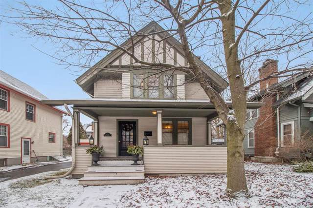 1307 W Huron Street, Ann Arbor, MI 48103 (#543270674) :: Alan Brown Group