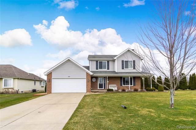 4481 Maple Leaf Drive, Burton, MI 48439 (#2200004321) :: The Buckley Jolley Real Estate Team
