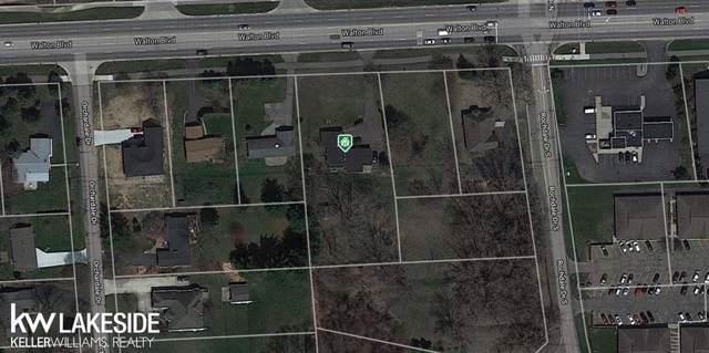 1473 Walton, Rochester Hills, MI 48309 (#58050003661) :: Team Sanford