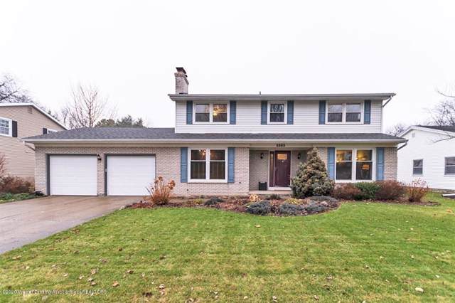 2898 E Colony Drive, Meridian Charter Twp, MI 48823 (#630000243605) :: The Alex Nugent Team | Real Estate One