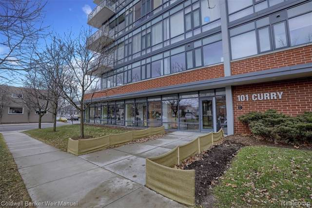 101 Curry Avenue #410, Royal Oak, MI 48067 (#2200004354) :: RE/MAX Nexus