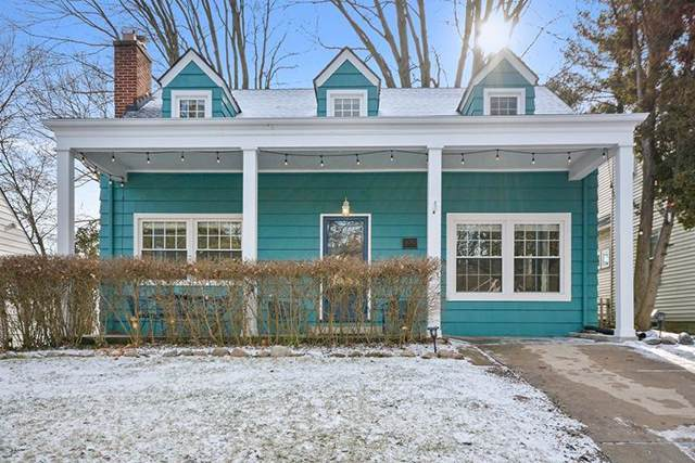 509 Potter Avenue, Ann Arbor, MI 48103 (#543270629) :: Alan Brown Group