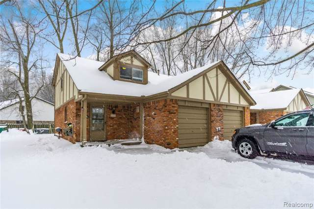 8510 Annsbury Drive D, Shelby Twp, MI 48316 (#2200004377) :: The Alex Nugent Team | Real Estate One