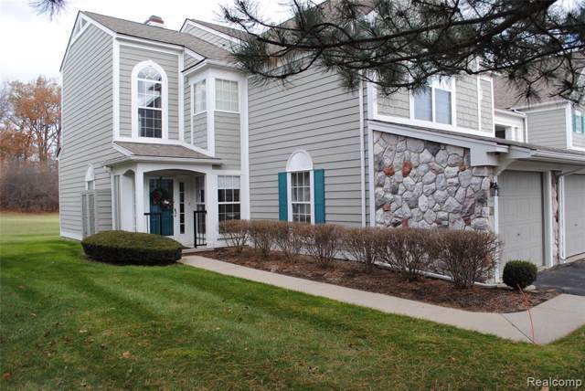 1961 Eagle Pointe E, Bloomfield Twp, MI 48304 (#2200004390) :: The Alex Nugent Team | Real Estate One