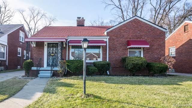 20475 Freeland Street, Detroit, MI 48235 (#2200004410) :: The Alex Nugent Team | Real Estate One