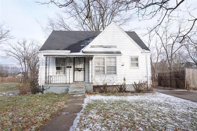 9104 Burt Road, Detroit, MI 48228 (#2200004412) :: BestMichiganHouses.com