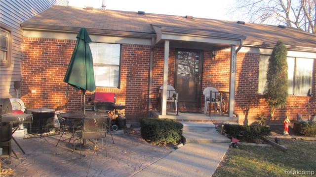 27132 Winchester Street, Brownstown Twp, MI 48183 (#2200004422) :: NextHome Showcase