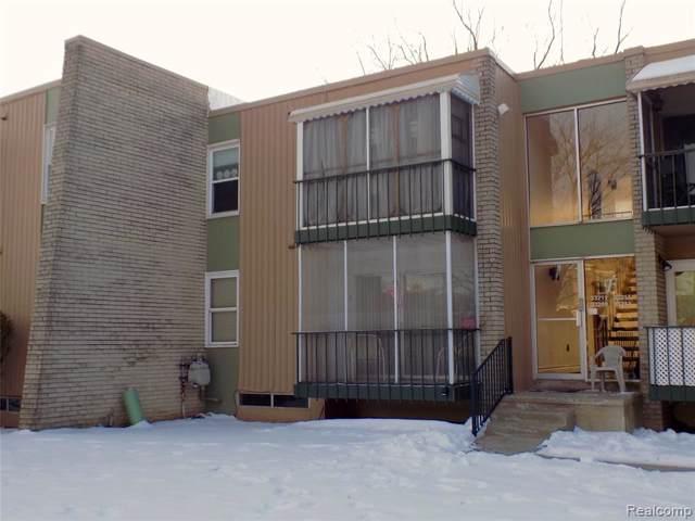 33209 Fargo Street, Livonia, MI 48152 (#2200004424) :: GK Real Estate Team