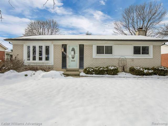 14399 Knolson Street, Livonia, MI 48154 (#2200004425) :: The Buckley Jolley Real Estate Team