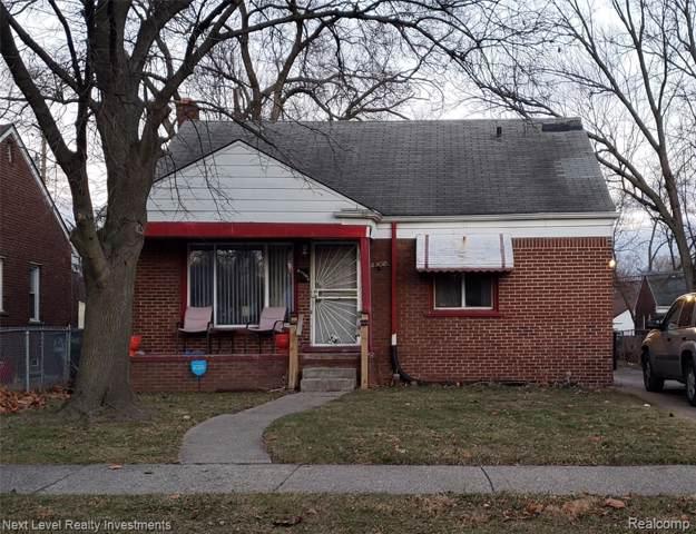 12682 Abington Avenue, Detroit, MI 48227 (#2200004439) :: BestMichiganHouses.com