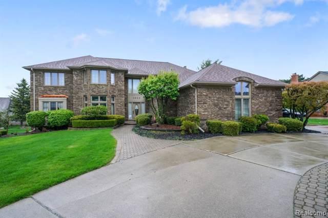 1023 Stony Pointe Boulevard, Rochester, MI 48307 (#2200004450) :: The Alex Nugent Team | Real Estate One