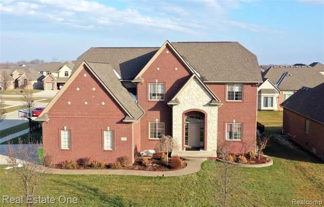 55260 Corbin Drive, Macomb Twp, MI 48042 (#2200004452) :: The Alex Nugent Team | Real Estate One