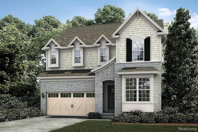 44119 Sedwick Boulevard, Novi, MI 48377 (#2200004481) :: The Alex Nugent Team | Real Estate One