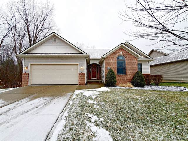 1411 Wood Duck Court, Burton, MI 48509 (#2200004503) :: RE/MAX Nexus