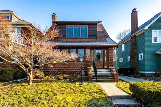 1072 Beaconsfield, Grosse Pointe Park, MI 48230 (#58050003696) :: The Alex Nugent Team   Real Estate One