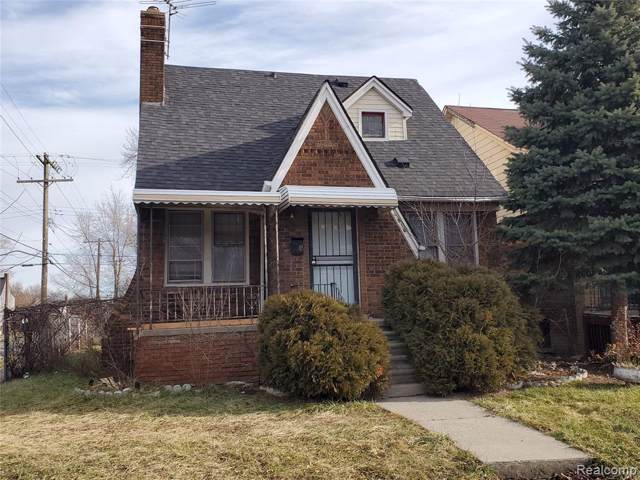 5816 Wayburn Street, Detroit, MI 48224 (#2200004514) :: The Buckley Jolley Real Estate Team