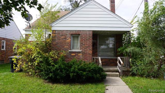 16889 Saint Marys Street, Detroit, MI 48235 (MLS #2200004524) :: The Toth Team