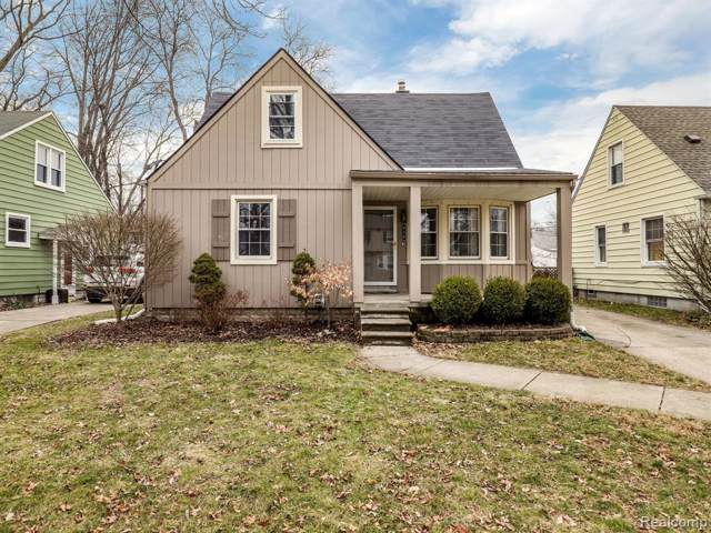 820 N Blair Avenue, Royal Oak, MI 48067 (#2200004537) :: RE/MAX Nexus