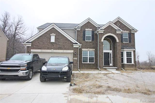 49406 Clavell Drive, Macomb Twp, MI 48044 (#2200004564) :: The Alex Nugent Team | Real Estate One
