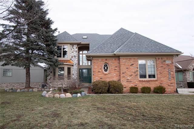 57354 Copper Creek Drive, Washington Twp, MI 48094 (#2200004573) :: The Alex Nugent Team | Real Estate One