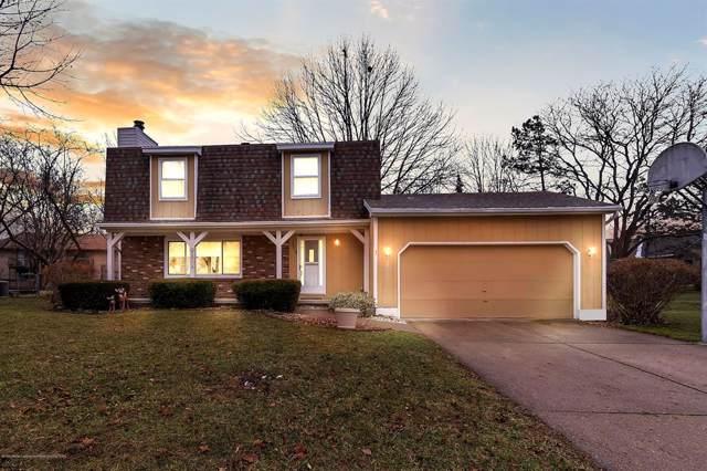309 Peachtree Place, Mason, MI 48854 (#630000243619) :: The Alex Nugent Team | Real Estate One