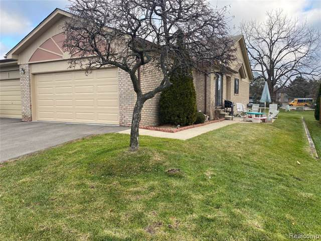 45292 Universal Court, Shelby Twp, MI 48317 (#2200004611) :: The Alex Nugent Team   Real Estate One
