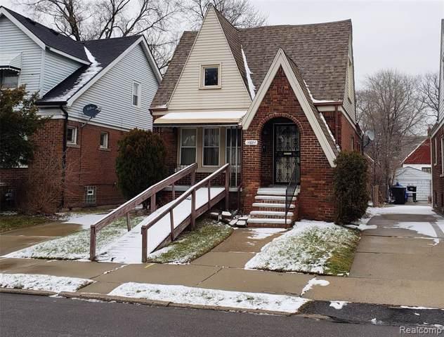 14884 Sorrento Street, Detroit, MI 48227 (#2200004635) :: Springview Realty