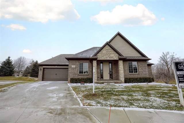 7982 Firestone Lane Unit #45, Washington Twp, MI 48094 (#58050003738) :: The Alex Nugent Team | Real Estate One