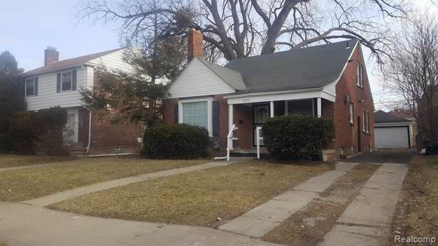 19454 Stansbury Street, Detroit, MI 48235 (#2200004644) :: GK Real Estate Team