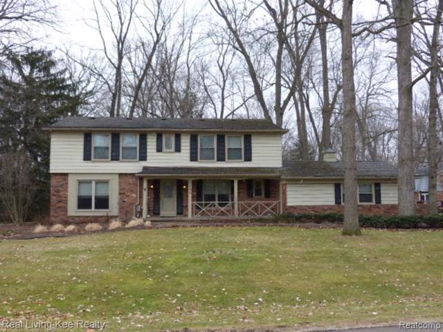 3344 Tothill Drive, Troy, MI 48084 (#2200004660) :: The Alex Nugent Team | Real Estate One