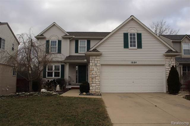 1684 Reserve Court, Scio Twp, MI 48103 (MLS #2200004682) :: The Toth Team