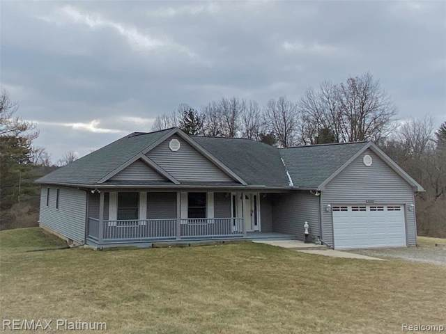 5540 Kensington Road, Brighton Twp, MI 48114 (#2200004683) :: Springview Realty