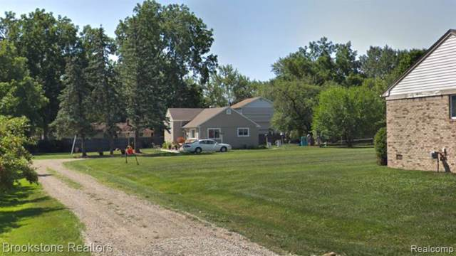 00 Canham, Troy, MI 48098 (#2200004729) :: The Alex Nugent Team | Real Estate One
