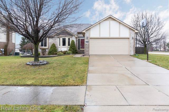 52951 Mary Martin Dr, Chesterfield Twp, MI 48051 (#2200004735) :: RE/MAX Nexus