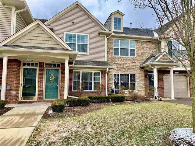 49140 W Woods, Shelby Twp, MI 48317 (#58050003763) :: The Alex Nugent Team   Real Estate One