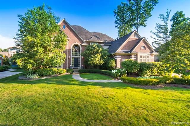 6957 Oakhurst Ridge Road, Independence Twp, MI 48348 (#2200004760) :: Duneske Real Estate Advisors
