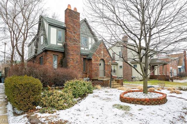 604 W Hudson Avenue, Royal Oak, MI 48067 (#2200004803) :: RE/MAX Nexus