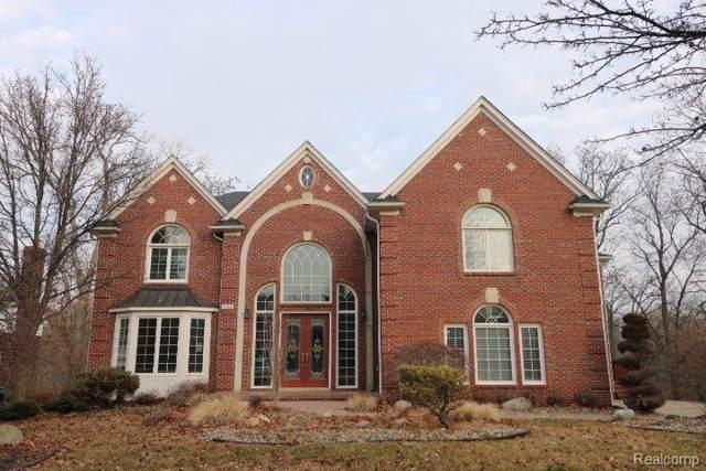 3624 Nesting Ridge Drive, Rochester Hills, MI 48309 (#2200004821) :: The Alex Nugent Team | Real Estate One