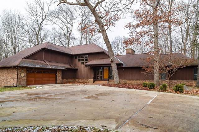 4900 Walnut Woods Drive, Ann Arbor Twp, MI 48105 (#543270722) :: Alan Brown Group