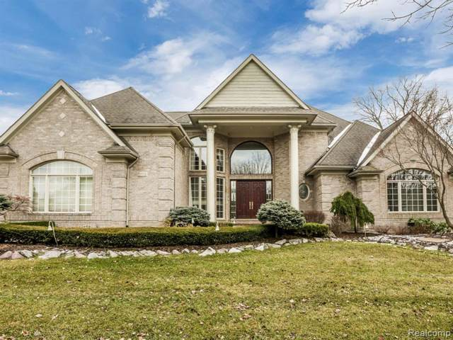 54144 Birchfield Drive E, Shelby Twp, MI 48316 (#2200004845) :: The Alex Nugent Team | Real Estate One