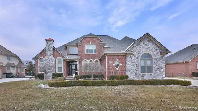47876 Milonas Drive, Shelby Twp, MI 48315 (#2200004861) :: The Alex Nugent Team | Real Estate One