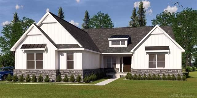 6170 Park Ave, Washington Twp, MI 48094 (#58050003788) :: The Alex Nugent Team | Real Estate One