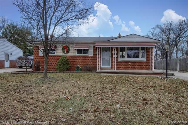 35244 Phyllis St Street, Wayne, MI 48184 (#2200004868) :: Springview Realty