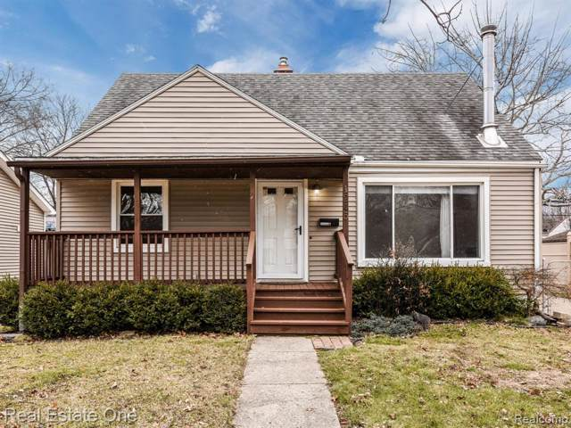 1245 Hull Avenue, Ypsilanti Twp, MI 48198 (#2200004872) :: RE/MAX Classic