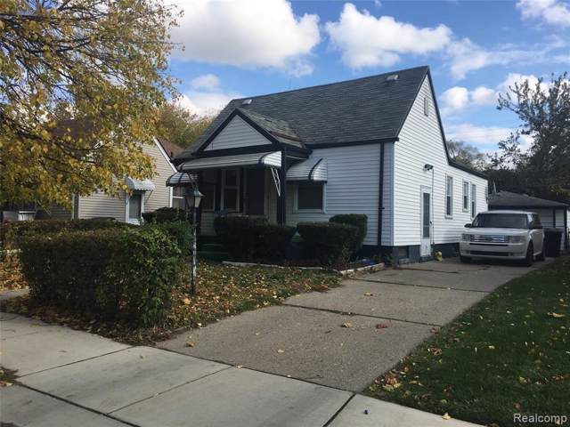 2951 S Ethel Street, Detroit, MI 48217 (#2200004890) :: The Buckley Jolley Real Estate Team