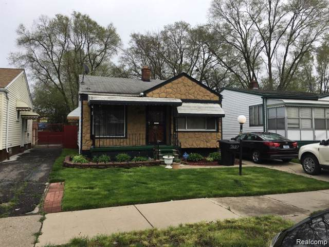 2687 S Deacon Street, Detroit, MI 48217 (#2200004891) :: RE/MAX Nexus