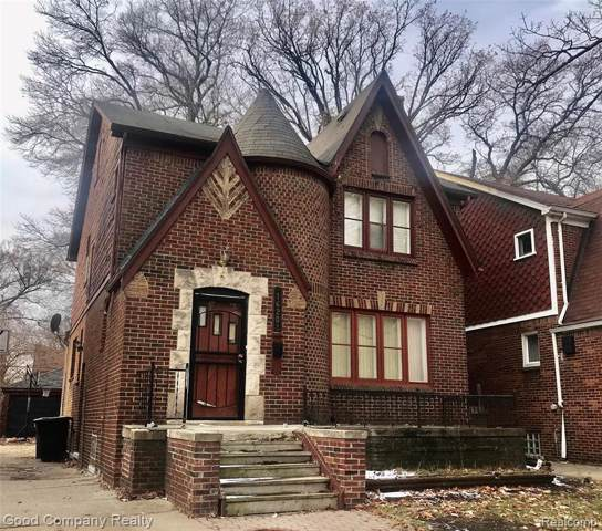16203 Northlawn Street, Detroit, MI 48221 (#2200004892) :: RE/MAX Nexus
