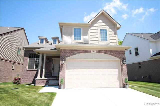 13817 Grandeur Avenue, Shelby Twp, MI 48315 (#2200004896) :: The Alex Nugent Team | Real Estate One
