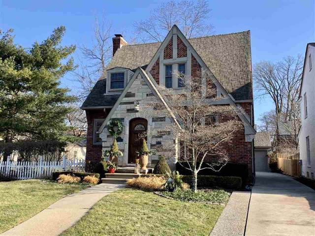 334 Fisher Rd., Grosse Pointe Farms, MI 48230 (#58050003799) :: The Alex Nugent Team | Real Estate One